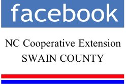 Swain County Cooperative Extension is of Facebook