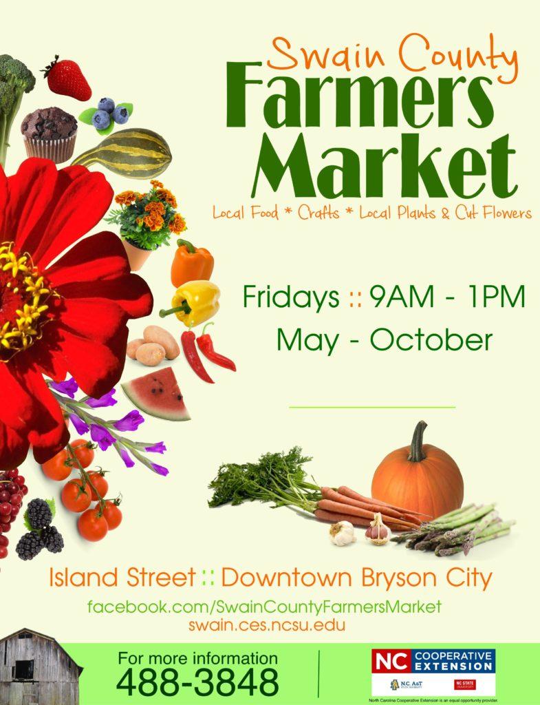 Swain County Farmers Market