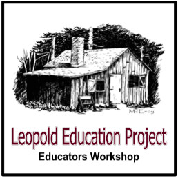 Cover photo for Leopold Education Project - Educators Environmental Workshop