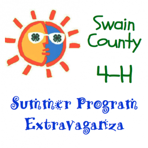 Cover photo for Swain County 4-H 2018 Summer Program Extravaganza