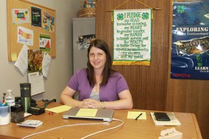 Cover photo for Meet Jennifer Hill, Swain County's New 4-H Agent