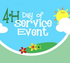 Cover photo for 4-H Sponsors Martin Luther King Jr. Day of Service Event on January 18th - UPDATED