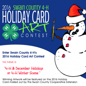 Cover photo for 2016 Holiday Card Art Contest