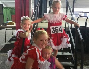 Cover photo for Swain 4-H Cloggers Awarded at Mountain State Fair