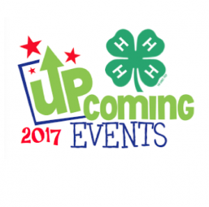 Cover photo for 2017 will be a Stellar Year in 4-H, You Don't Want to Miss It!