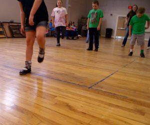 Image of cloggers