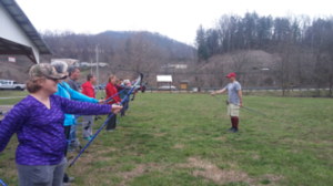 Cover photo for Smokies Spring Ski Walking School