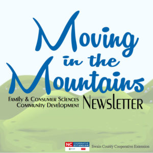 Moving in the Mountains newsletter logo