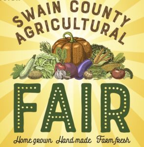 Cover photo for Swain County 2018 Agricultural Fair