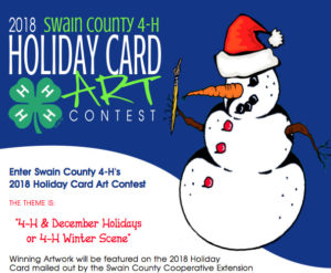 Cover photo for 2018 Holiday Card Art Contest