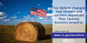 Tax reform flyer image