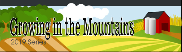 Growing in the Mountains logo image
