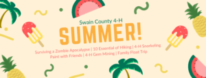 Cover photo for 2019 Summer Program Extravaganza