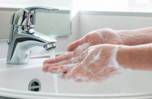 Cover photo for Protect Yourself: Wash Your Hands