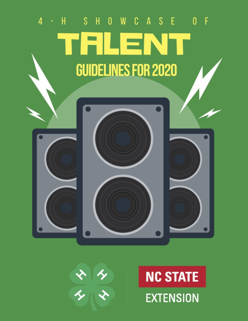 4-H Showcase of Talent 2020