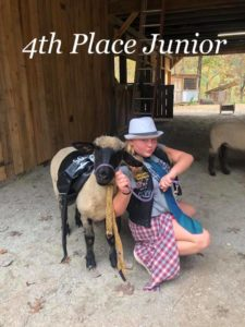 4th Place Junior: Brylee