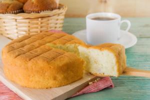 Sponge Cake Picture