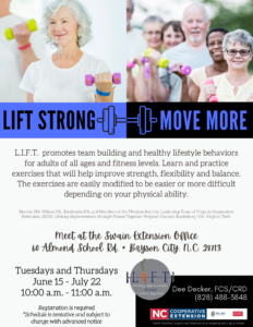 L.I.F.T. Strong Move More JuneJuly2021