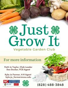 4-H Garden Club