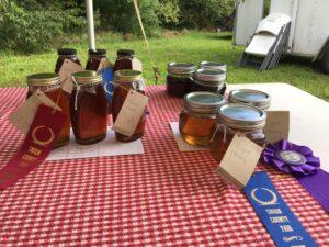 honey exhibit
